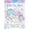 Mini Bloco Notas Little Twin Stars Diamonds