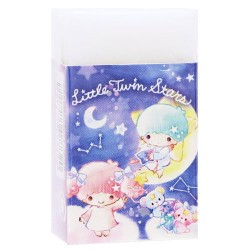 Little Twin Stars Cosmic Rainbow Eraser