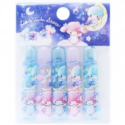 Little Twin Stars Cosmic Rainbow Pencil Caps