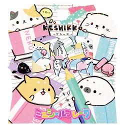 Saco Stickers Keshikko