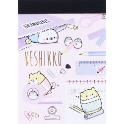 Mini Bloco Notas Keshikko Stationery