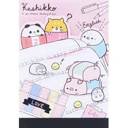 Keshikko Die-Cut Mini Memo Pad