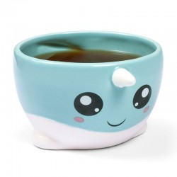 Caneca Narwhal Face
