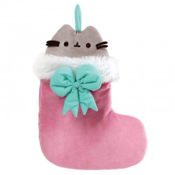 Bota Natal Pusheen Christmas Stocking
