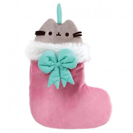 Bota Natal Pusheen Christmas Stocking