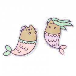 Set Aquece Mãos Pusheen Mermaid