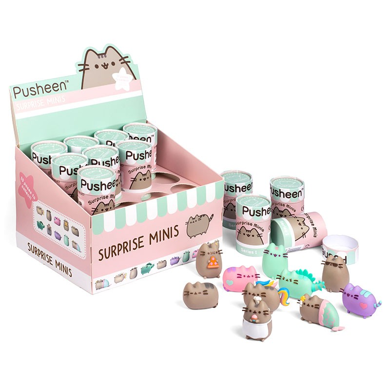 Pusheen Surprise Minis Figurine Series 1 Kawaii Panda