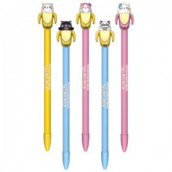 Bolígrafo Bananya Topper 3D
