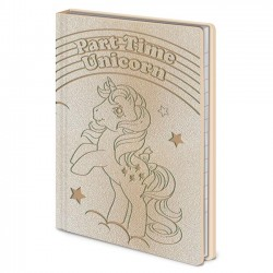 Caderno A6 My Little Pony Part Time Unicorn