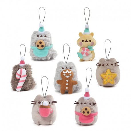 Pusheen Christmas Sweets Ornament Series 8