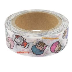 Washi Tape Sanrio Characters