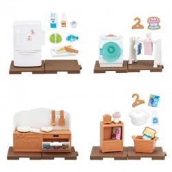 Miniaturas HUGtto! PreCure House Furniture