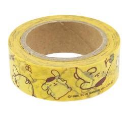 Pompom Purin Washi Tape