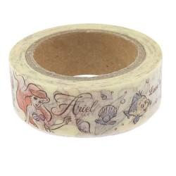 Ariel Washi Tape