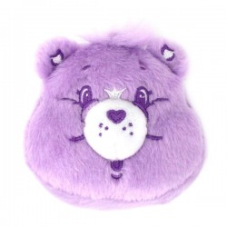 Care Bears Coin Purse Share Bear Face
