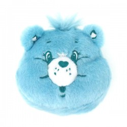 Care Bears Coin Purse Wish Bear Face