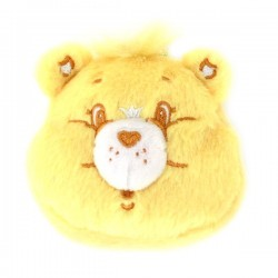 Care Bears Coin Purse Funshine Bear Face