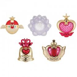 Caixa Sailor Moon Henshin Compact Mirror Gashapon