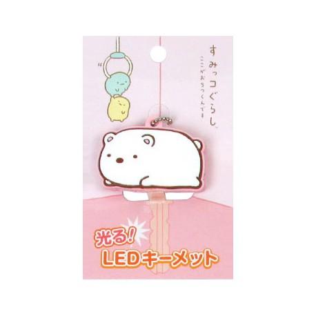 Capa Chaves LED Sumikko Gurashi Shirokuma