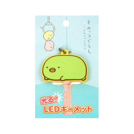 Capa Chaves LED Sumikko Gurashi Penguin