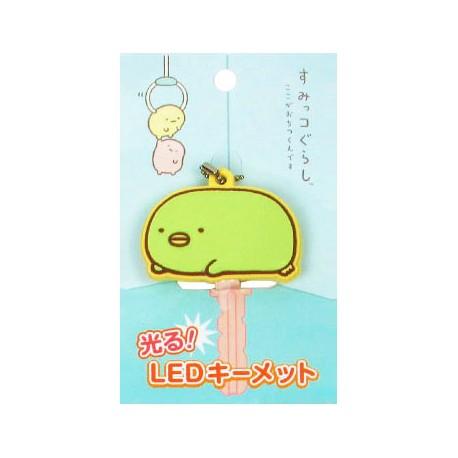 Capa Chaves LED Sumikko Gurashi Penguin