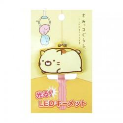 Sumikko Gurashi Neko LED Key Cover