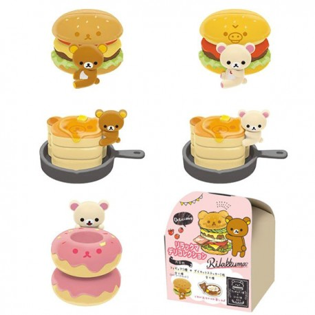 Rilakkuma Deli Collection Stationery Series