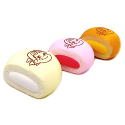Peko-Chan Cream Bun Squishy