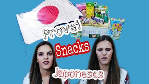 Provei snacks e doces japoneses! Será que gostei?? | Catia Barreiros