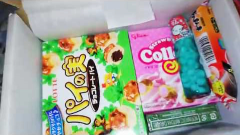 Unboxing - Kawaii Panda Box- Delicious Japanese candy and snacks