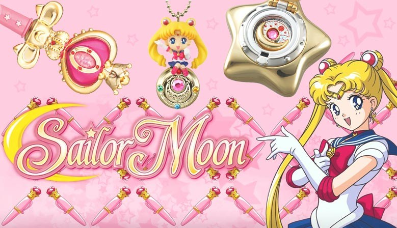 Sailor Moon now available @ Kawaii Panda!